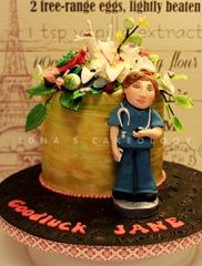 NURSE CAKE 1