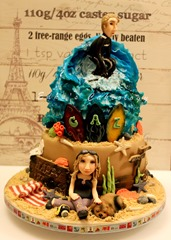 Surf Cake 1